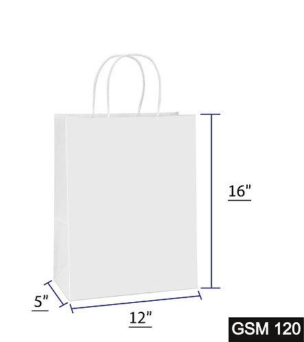 Hayath White Ice  HPB1004 (12 x 5 x 16 inch )