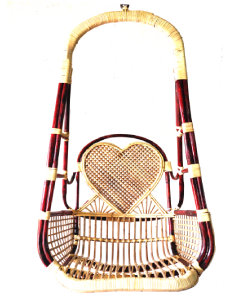 Swing Jula Heart Shape HB214