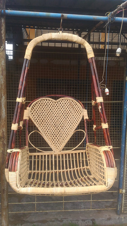 Swing  Cane Jula Heart  Shape HB220