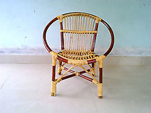 Cane Bamboo Baby Chair HB210