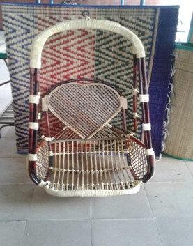 Swing  cane Jula Heart  Shape HB219
