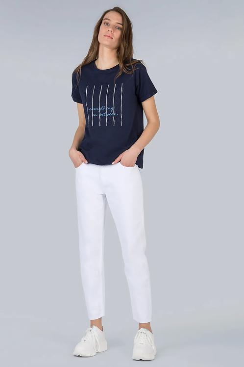 Jeans Avril Blanco