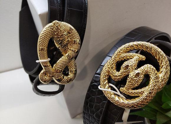 Cinturón serpiente