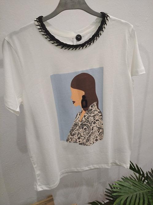 Camiseta Saara