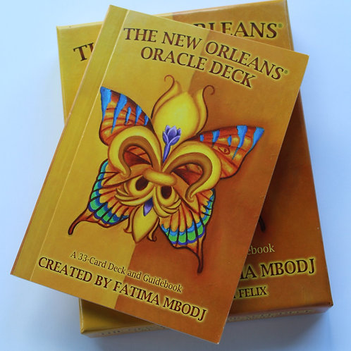 The New Orleans Oracle Card Deck