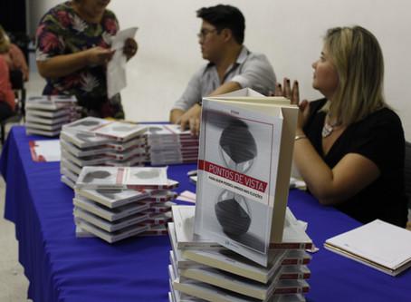 """Lançamento do livro """"PONTOS DE VISTA: para quem perdeu amigos nas eleições"""""""