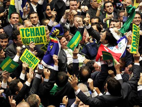 """Do """"impeachment"""" de Dilma à prisão de Lula: o golpe continua."""