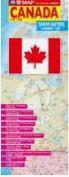 加拿大地圖 CANADA