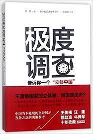 極度調查:告訴你一個「立體中國」