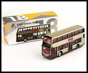 TINY KMB-M-2017010/069 76 KMB E500 Bus Gold 九巴E500巴士 (金色)
