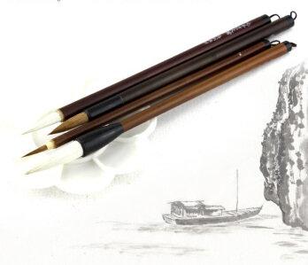 馬利畫材-特配中國畫畫筆
