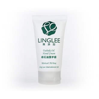 Ling Lee 無添加護手霜 (Tsubaki Oil Hand Cream)
