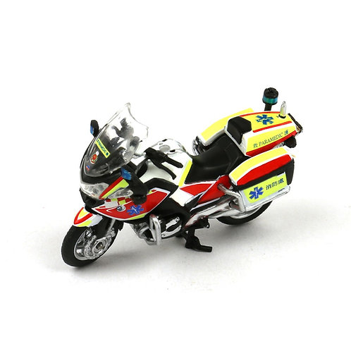 Tiny Hong Kong BMW EMA Motorcycle Fire Service Department 寶馬R900RT消防處救電單車