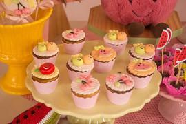 #minicupcakes #festatuttifrutti #villado