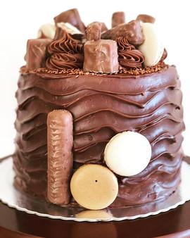 Para os amantes de chocolate! Um super c