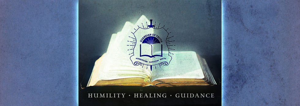 Paul Jason Wilhelm humility healing guidance