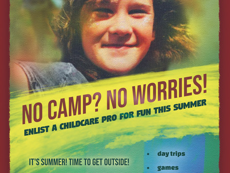 Why Your Kids CAN Have a Great Summer Even if There's No Camp