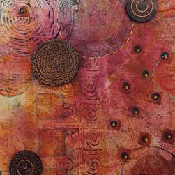 Circles Of My Mind.jpg  £175 30 x17 cm d