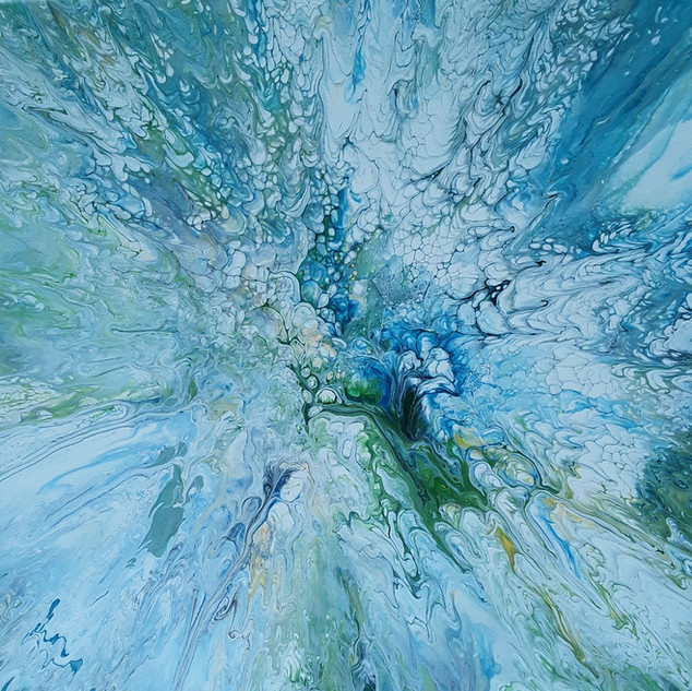 Waterfall II.jpg £250