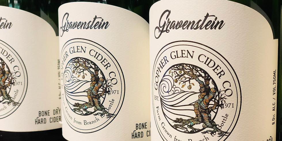Gravenstein Hard Cider Release Party, BBQ, & Live Music