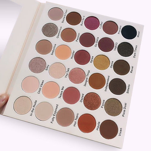 Exposed Palette