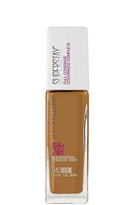 Cappuccino Maybelline Superstay Foundation