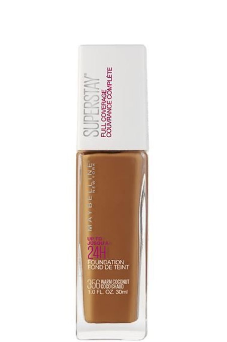 Warm Coconut Maybelline Superstay foundation