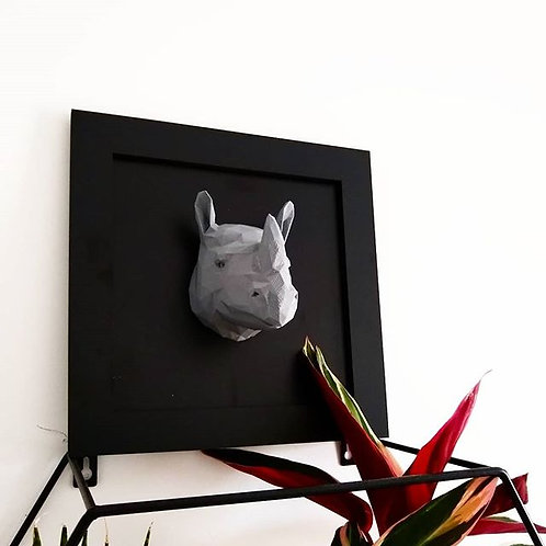 Quadro Rinoceronte