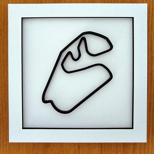 Quadro  Autódromo de Interlagos