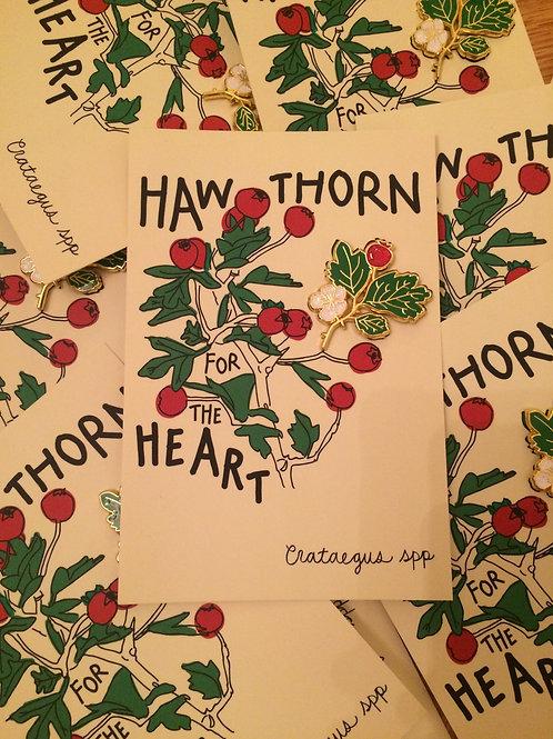 Hawthorn Pin