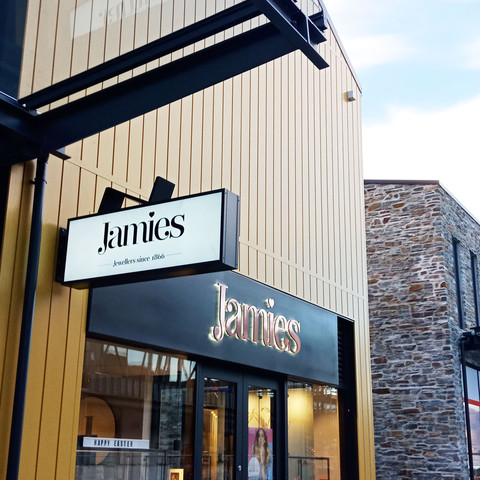 Jamies Jewellers Queenstown Central
