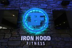 Iron Hood Gym Fitout Christchurch
