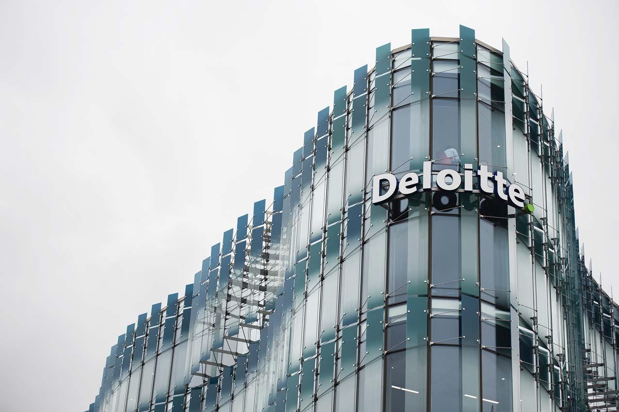 Level 3 Deloitte Building Fitout Chr