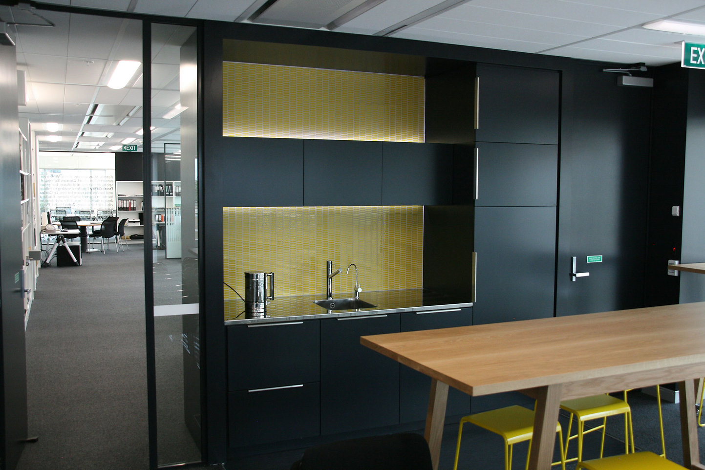 Office Fitout Auckland
