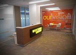 WUBS Auckland Fitout