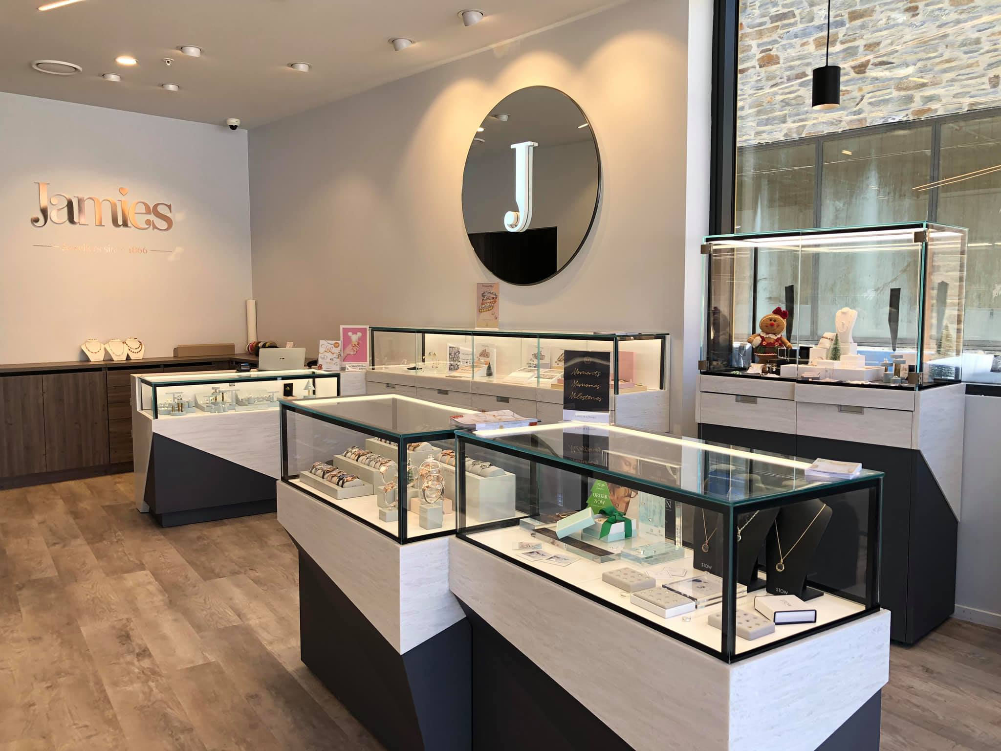 Jamies Jewellers Queenstown Fitout 2