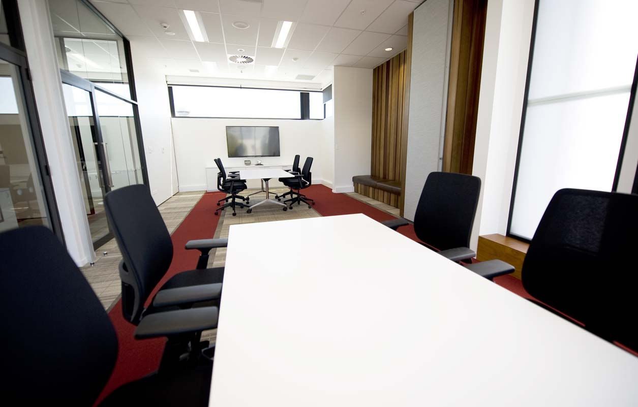 JLL Fitout Christchurch