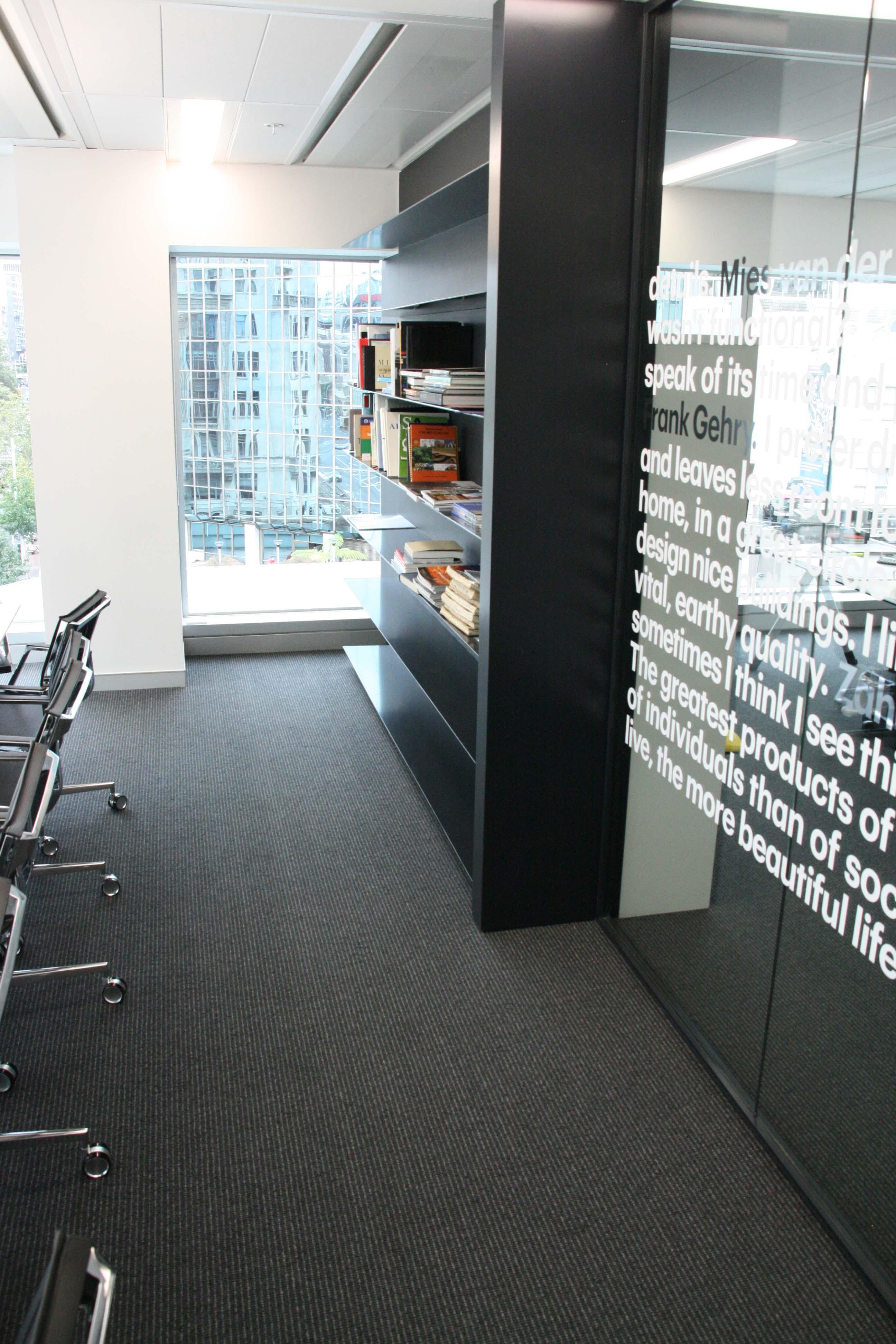 NZIA Fitout Auckland