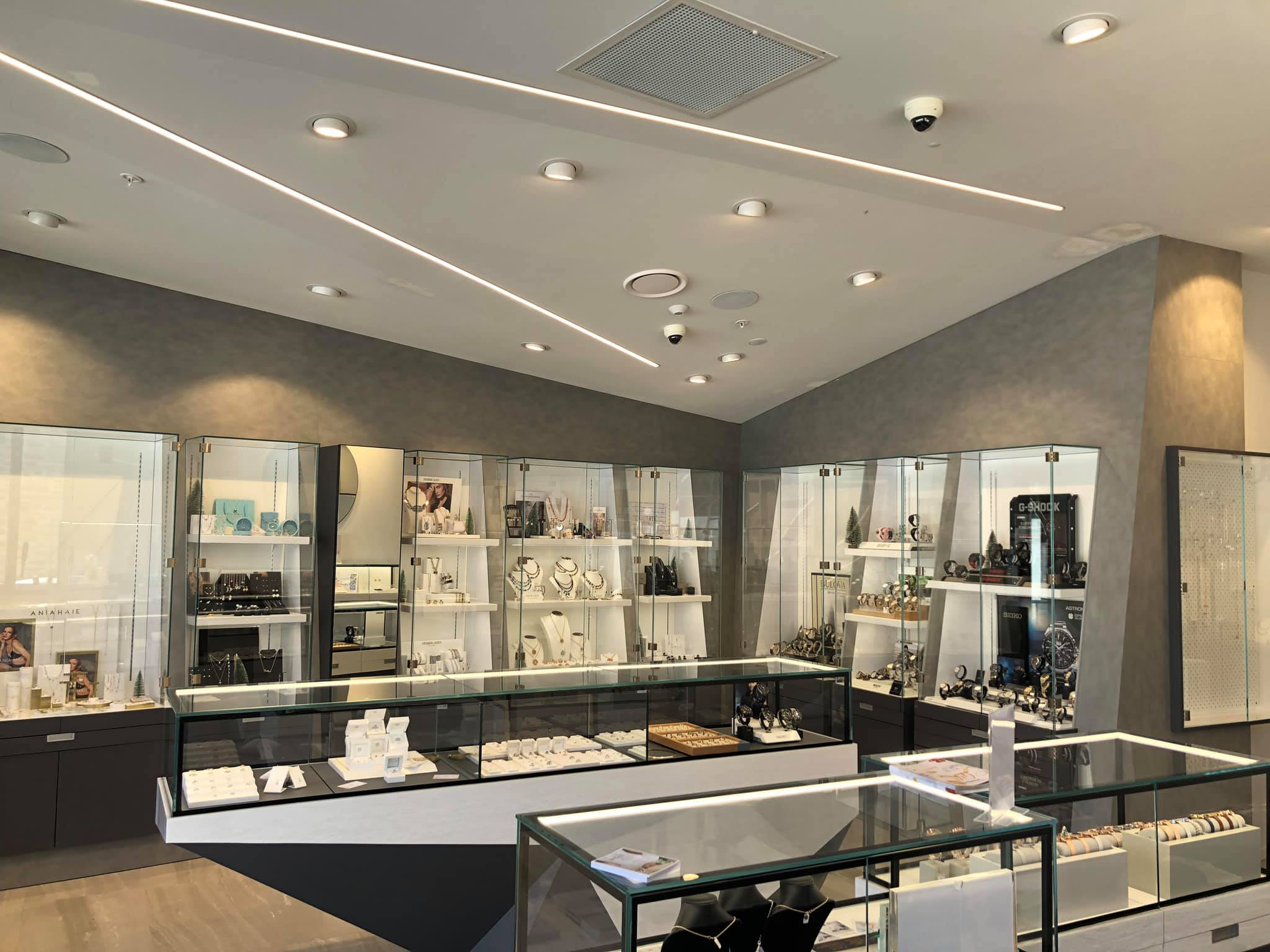 Jamies Jewellers Queenstown Fitout