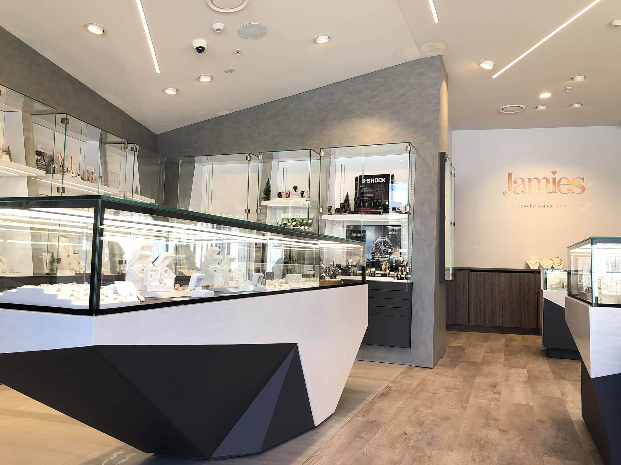 Jamies Jewellers Queenstown Fitout 3
