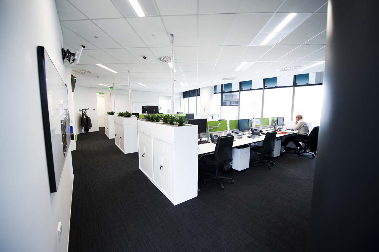 Level 3 Deloitte Building Fitout Chr