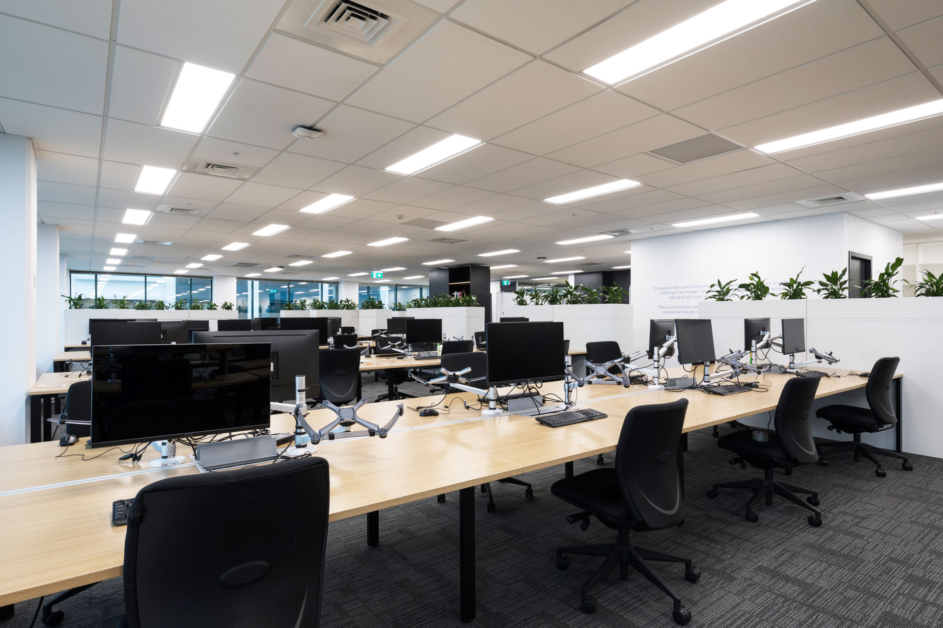 Fitout-Workstations