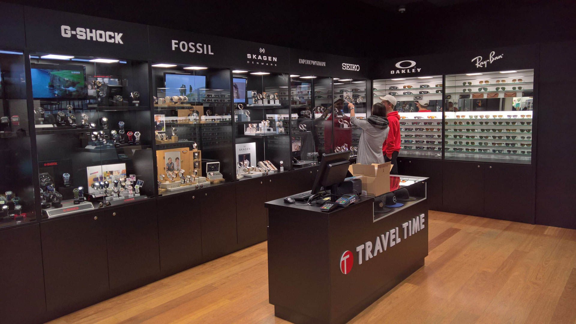 Travel Time Fitout Queenstown