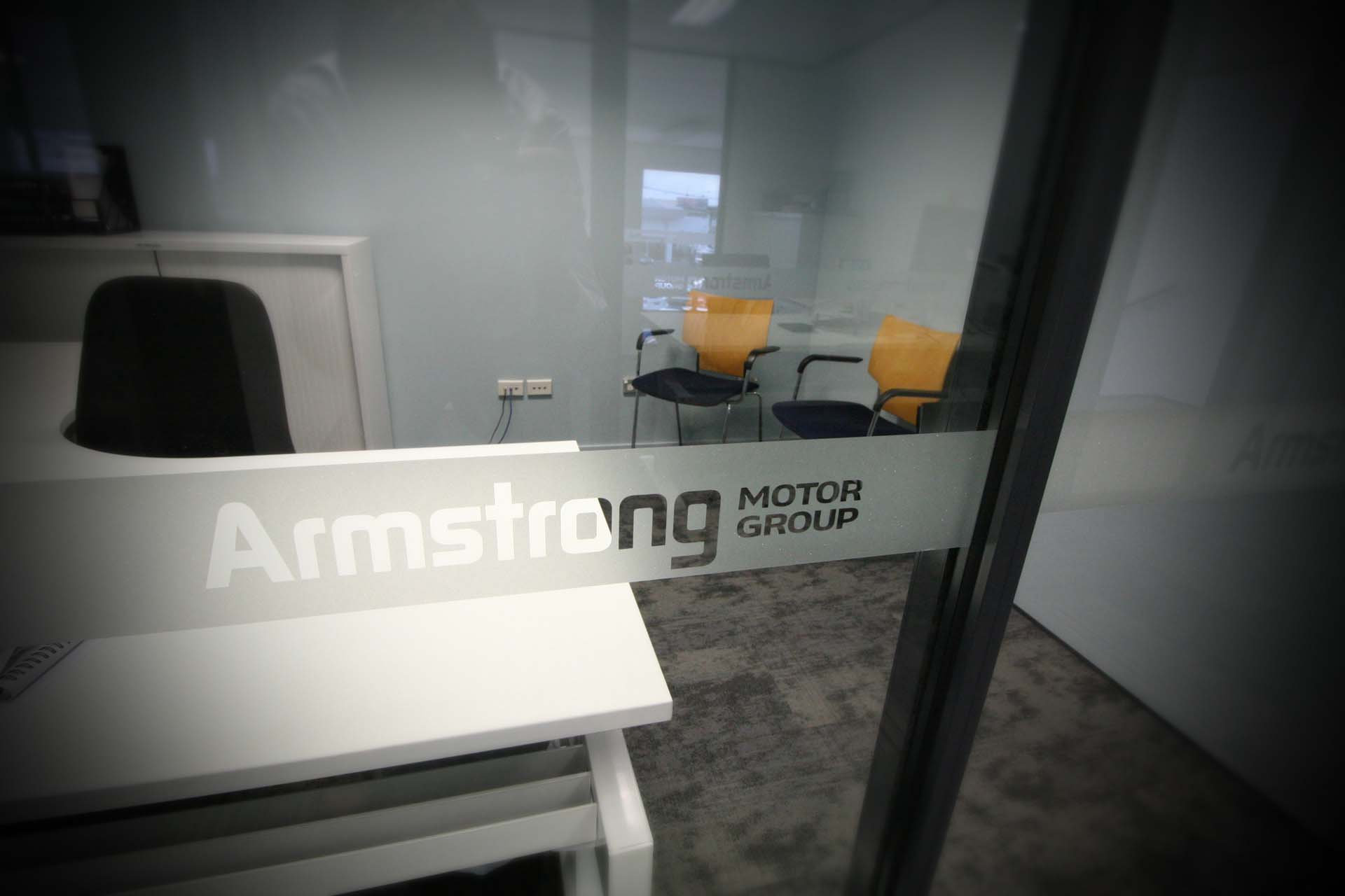 Armstrong Motors Fitout Christchurch