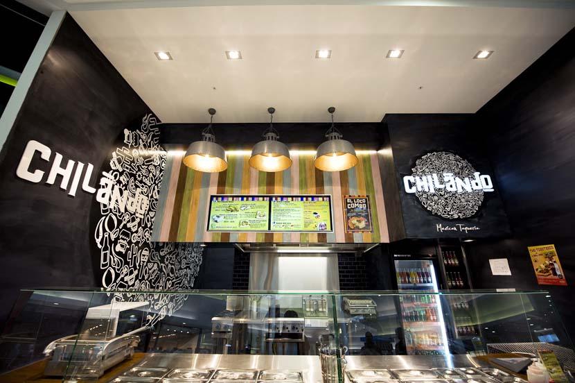 Chilando Foodcourt Fitout Chch