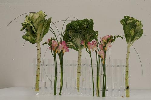 Flex Vase- 20 Tall Test Tubes