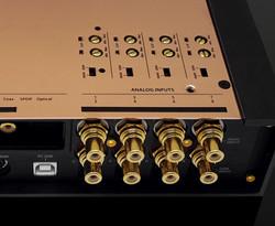 HDSP-Z16 V AD-8A Top Controls