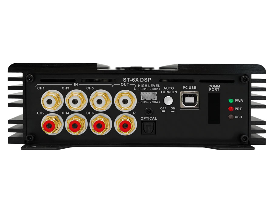 ST-6X DSP