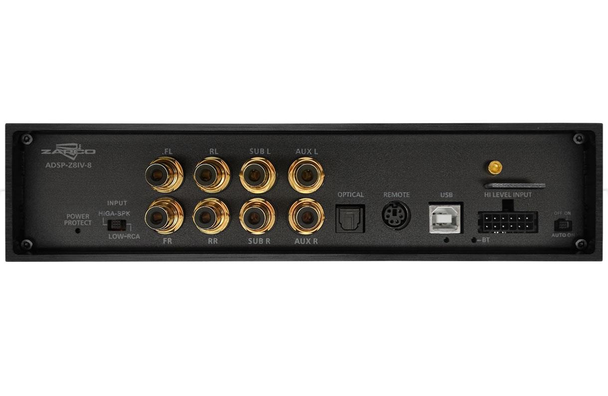 ADSP-Z8 IV-8