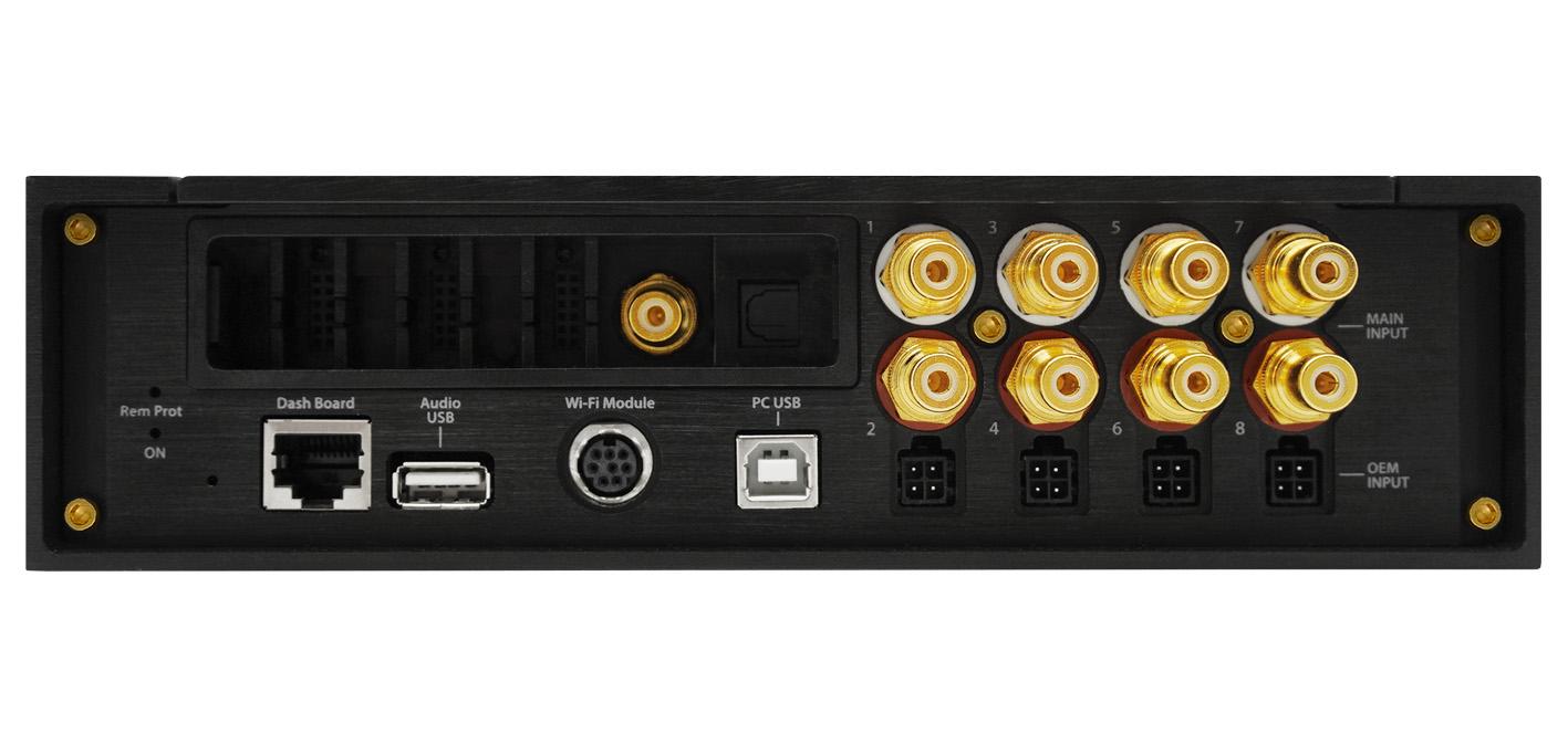 HDSP-Z16 V AD-8A Inputs